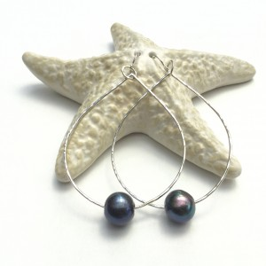 Kai Earring with Fresh Water Pearl
