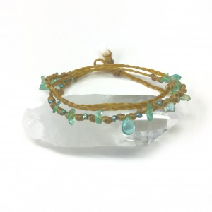 Beach Girl Wrap Bracelet